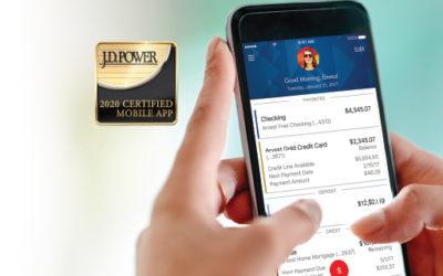 Arvest Go Earns J.D. Power Certification
