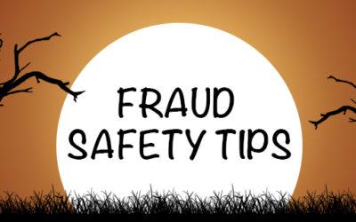 Halloween Fraud Safety Tips