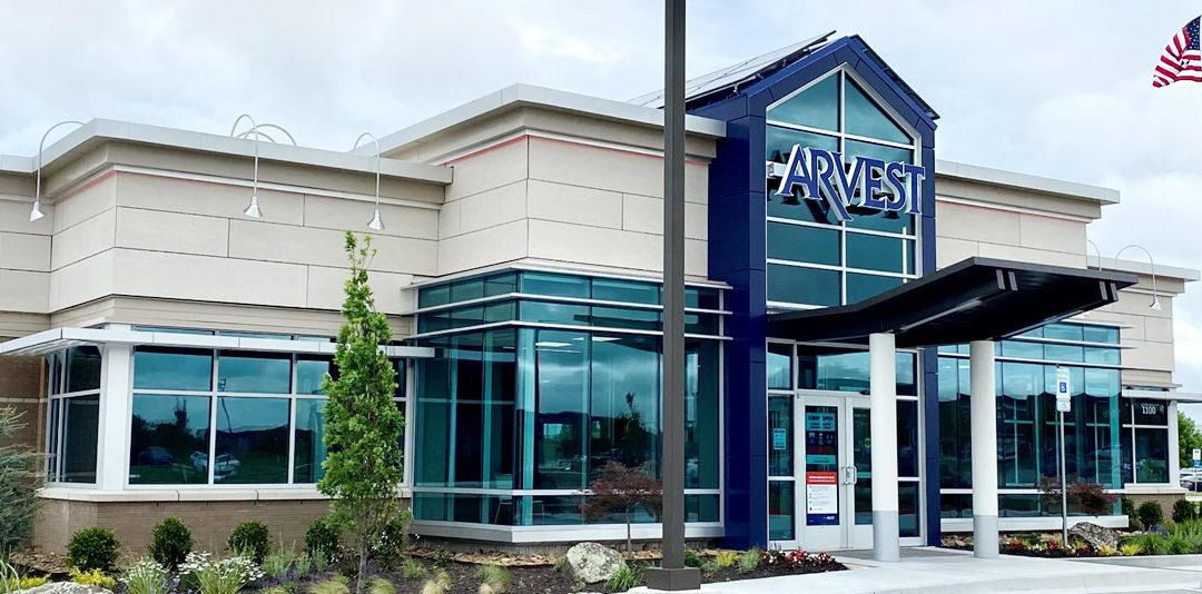 Arvest Bank Opens New Bentonville Branch